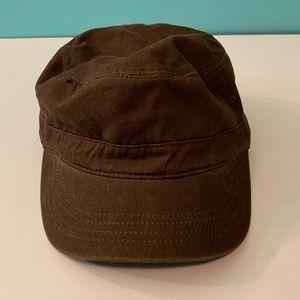 Brown cap/ hat from Gap